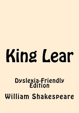 King_Lear_Dyslexia_Cover_for_Kindle