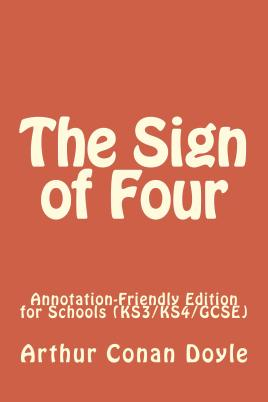 The_Sign_of_Four_An_Cover_for_Kindle