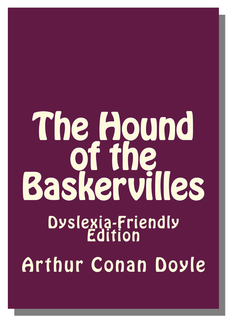 Hound of the Baskervilles DF 7x10 Shadow