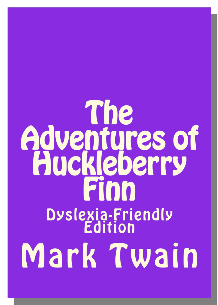 Huckleberry Finn DF 7x10 Shadow