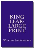 King Lear 7x10 Shadow