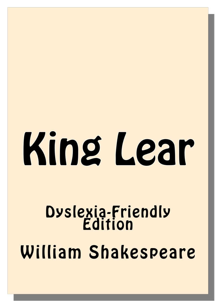 King Lear DF 7x10 Shadow