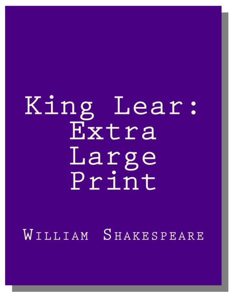 King Lear ELP Shadow