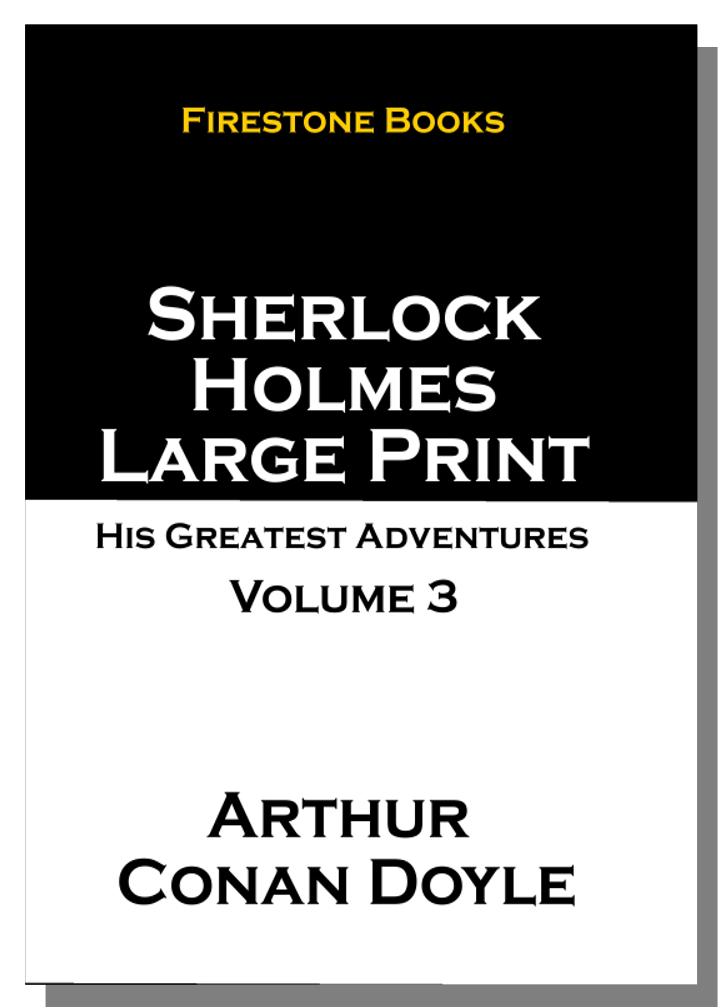 Sherlock 3 7x10 Shadow