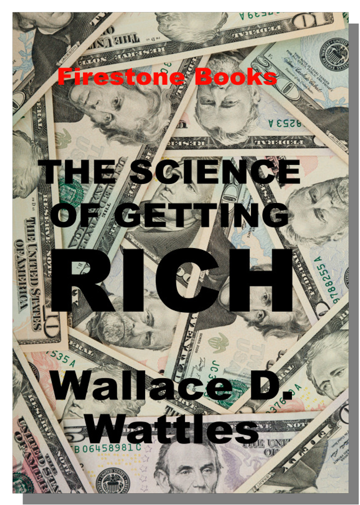 The Science of Getting Rich 7x10 Shadow