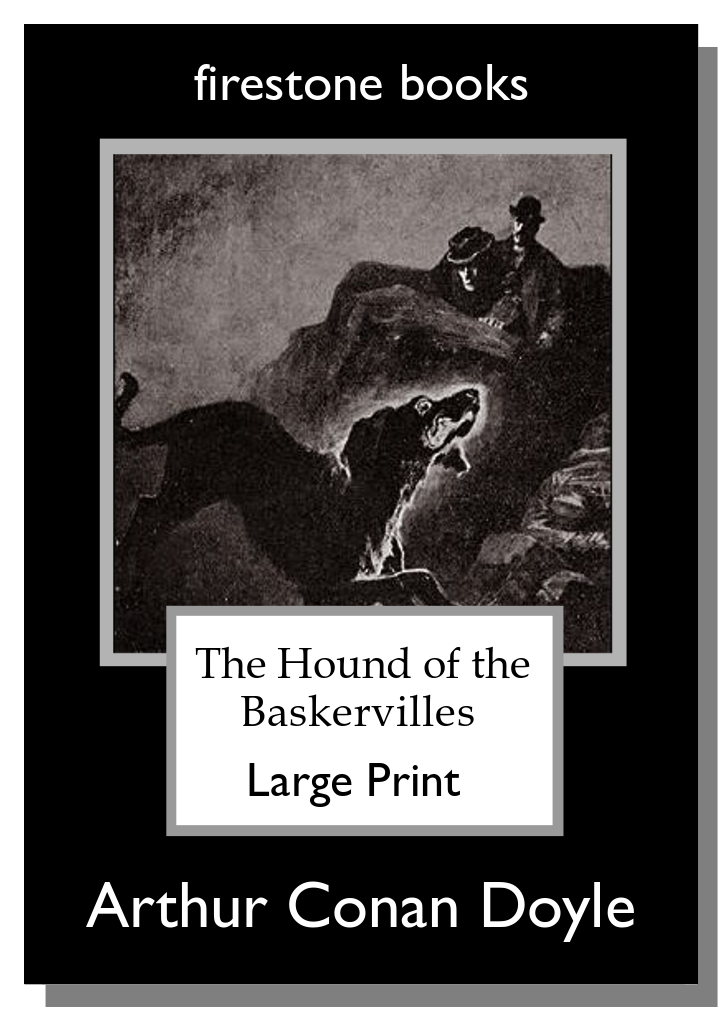 Baskervilles LP Cover Shadow