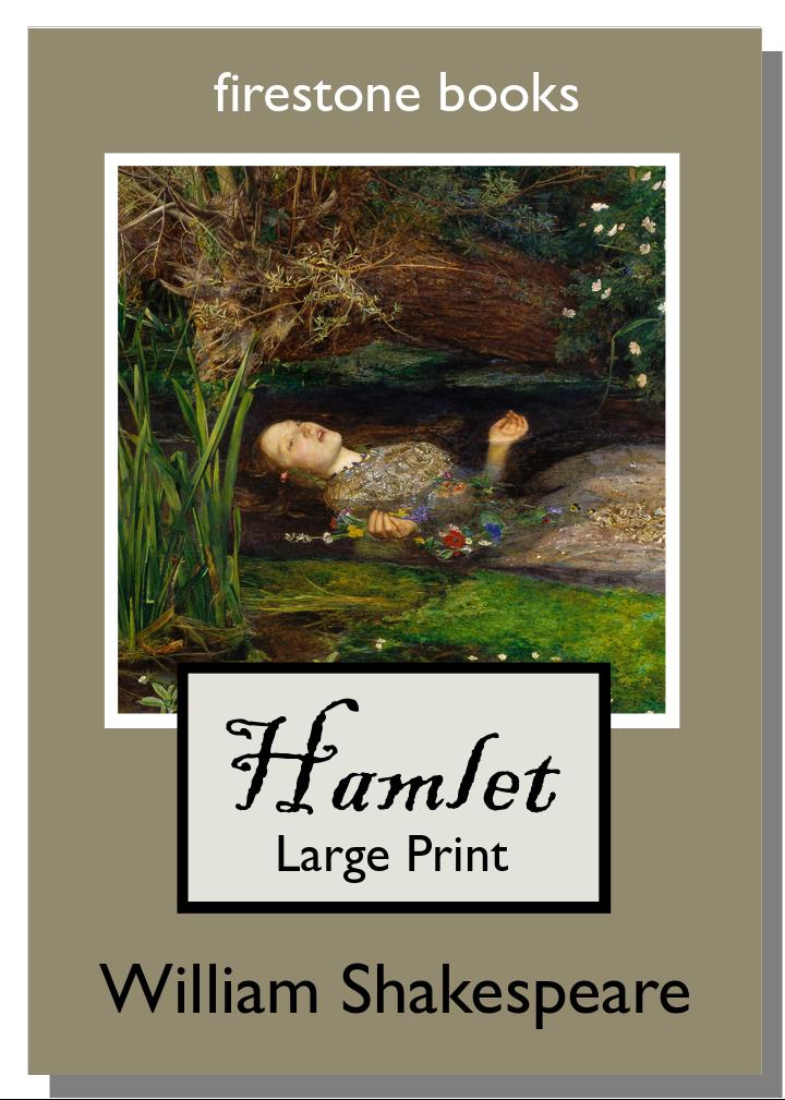 Hamlet LP Cover Shadow