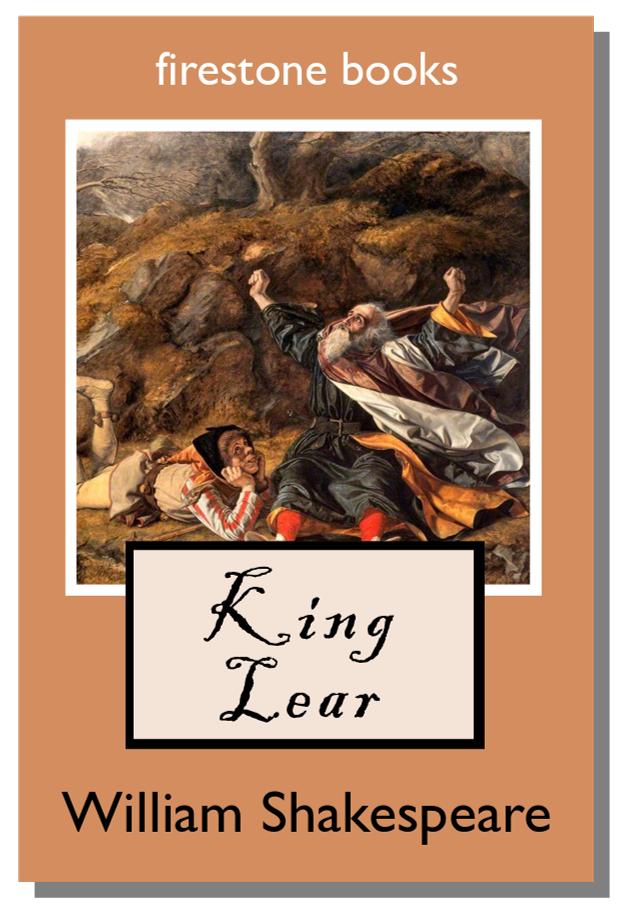 New King Lear Cover