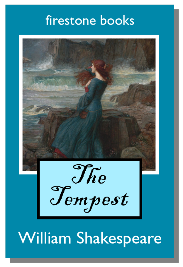 New Tempest Cover