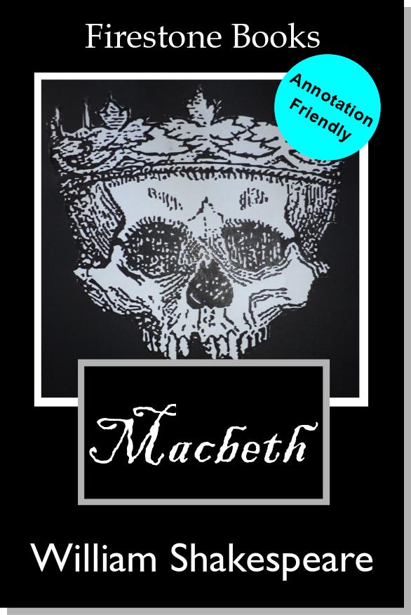 Macbeth AF Front Cover