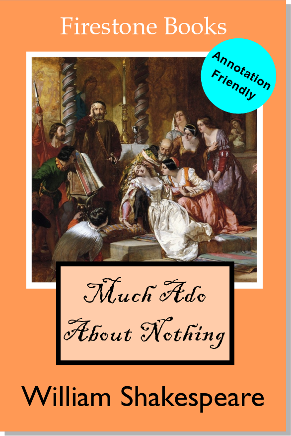 Much Ado AF Front Cover