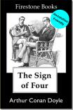 Sign of Four AF Front Cover