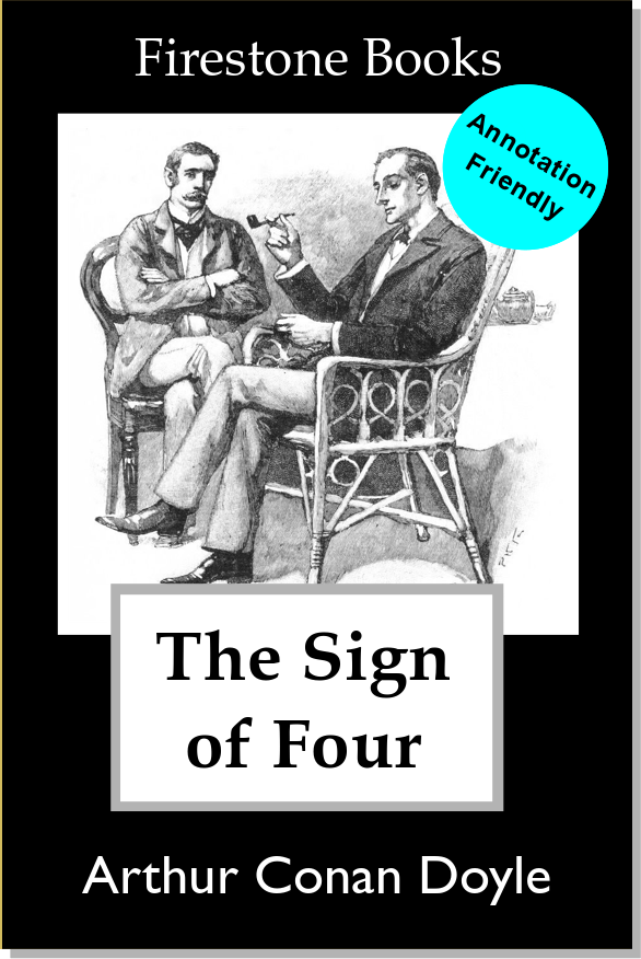 Sign of Four AF Front Cover
