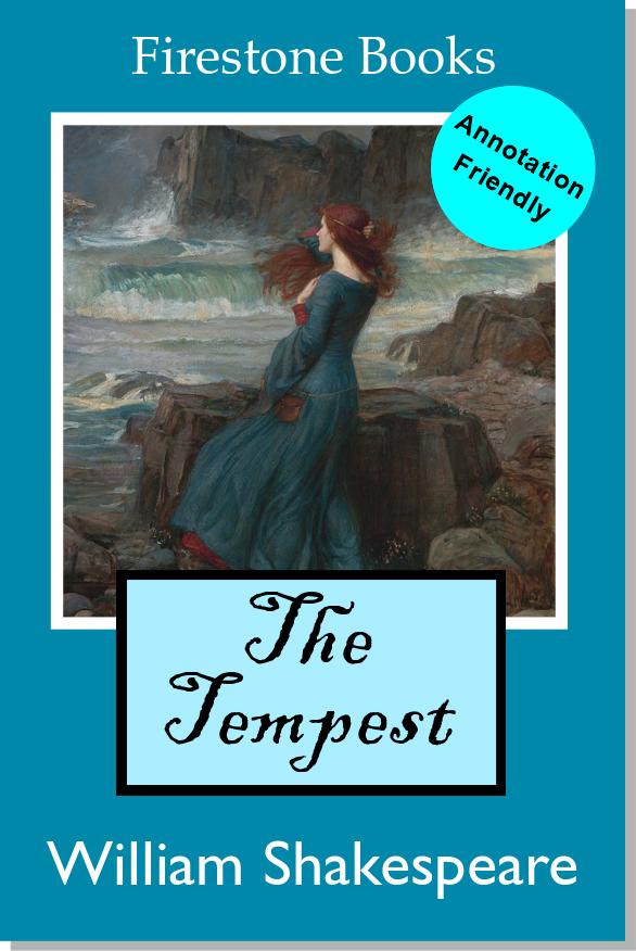 The Tempest AF Front Cover