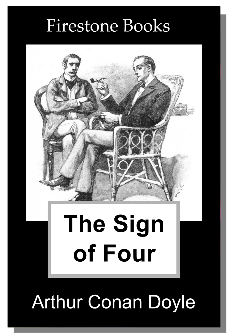 Sign of Four Shadow